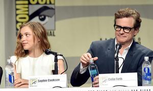 Comic-Con 2014: Colin Firth and Samuel L. Jackson Talk 'Kingsman: The Secret Service'