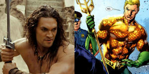 News Bites: Jason Momoa Is Aquaman
