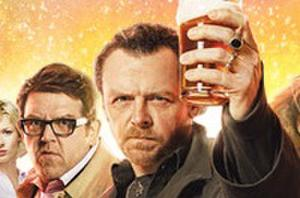 Edgar Wright's Complete Cornetto Trilogy Coming to a Theater Near You!