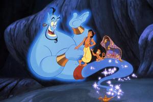 News Briefs: 'Aladdin' Added to Disney's Live-Action Movie List; Watch Hugh Jackman in New 'Pan' Trailer