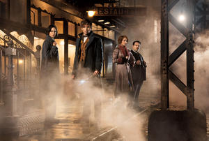 'Fantastic Beasts' Set Visit: An Encyclopedia of People, Places and Things from the 'Harry Potter' Prequel