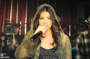 Cine Latino: La Diva de la Banda Jenni Rivera Keeps It Real in 'Filly Brown' (Exclusive Clip)
