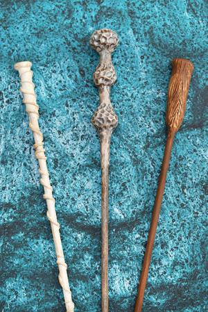 Make These Magical Wizard Wands at Home