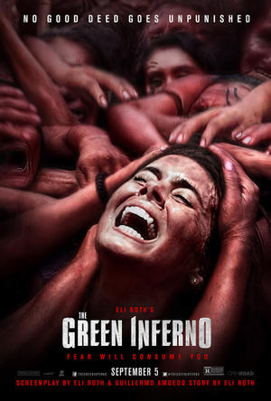 'The Green Inferno' Poster Premiere
