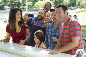 Moose Urine, Officer Shaq and Naked Cliff Diving: Must be the 'Grown Ups 2' Teaser Trailer