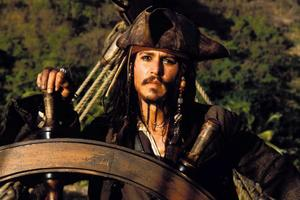 News Briefs: First Look at Johnny Depp in New 'Pirates'; More 'Robin Hood' Is on the Way