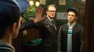 Watch: The Crazy Preshow These Moviegoers Got Before 'Kingsman: The Secret Service'