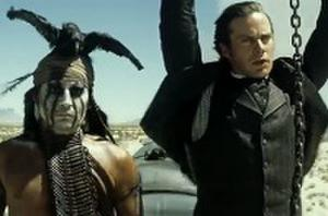 'The Lone Ranger' One Big Scene: You Have a Train to Catch, Kemosabe