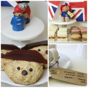 Throw an Unbearably Cute Paddington Tea Party