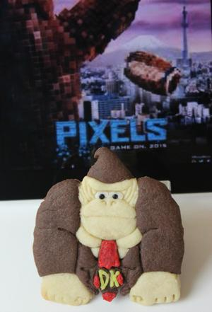 Make Killer Donkey Kong Cookies
