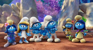 Exclusive Trailer: New 'Smurfs: The Lost Village' Feels Blue... in a Good Way