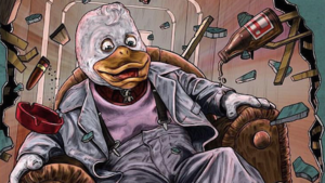 ARTIST SPOTLIGHT: CUYLER SMITH CELEBRATES 'HOWARD THE DUCK'