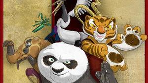 EXCLUSIVE ARTWORK: 'Kung Fu Panda 3'
