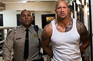 """First Look: Dwayne """"The Rock"""" Johnson Returns to Action!"""