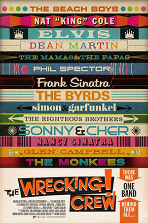 """Poster for """"The Wrecking Crew."""""""