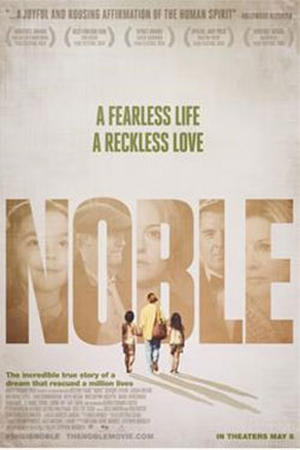 "Poster for ""Noble."""