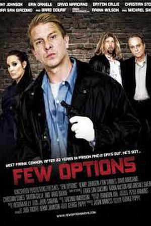 "Poster art for ""Few Options."""