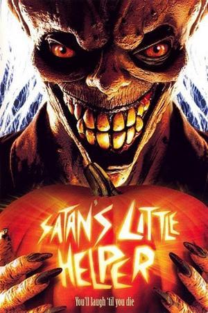 """Poster art for """"Satan's Little Helper."""""""