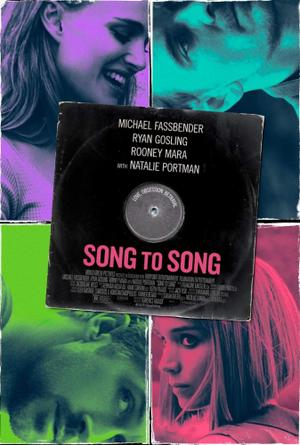 """Poster art for """"Song To Song"""""""