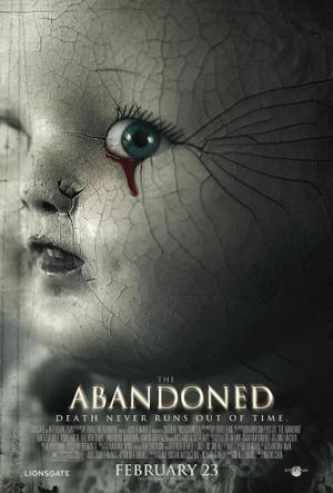 """Poster art for """"The Abandoned."""""""