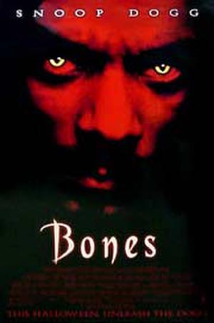 """Poster art for """"Bones."""""""