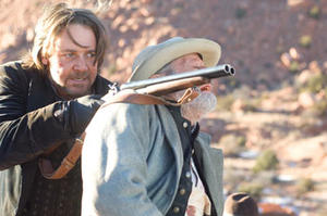 """Russell Crowe in """"3:10 to Yuma."""""""
