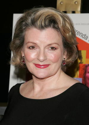"""""""Introducing the Dwights"""" star Brenda Blethyn at the N.Y. premiere."""