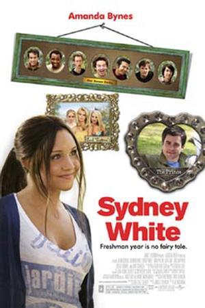 """Poster art for """"Sydney White."""""""