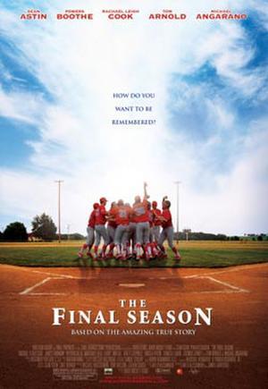 "Poster art for ""The Final Season."""