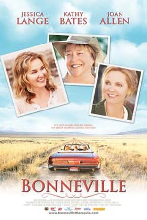"""Poster art for """"Bonneville."""""""