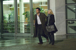 "Clive Owen and Naomi Watts in ""The International."""