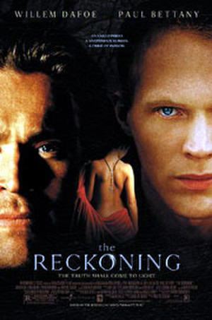 "Poster art for ""The Reckoning."""