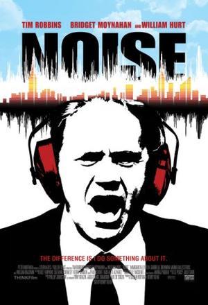 """Poster art for """"Noise."""""""