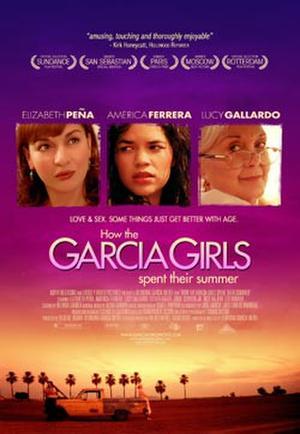 "Poster art for ""How the Garcia Girls Spent Their Summer."""