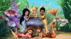 """A scene from """"Tinker Bell."""""""