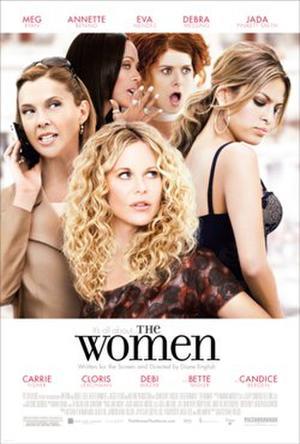 """Poster art for """"The Women."""""""