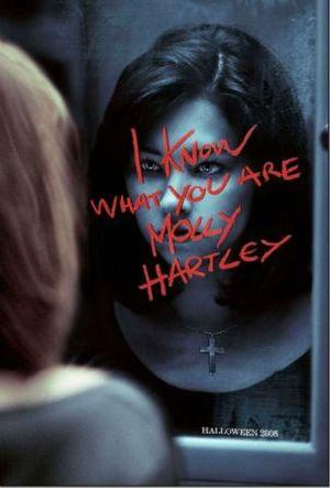 """Poster art for """"The Haunting of Molly Hartley."""""""