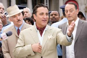 """Steve Martin, Andy Garcia and Jean Reno in """"Pink Panther 2."""""""