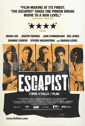 "Poster Art for ""The Escapist."""