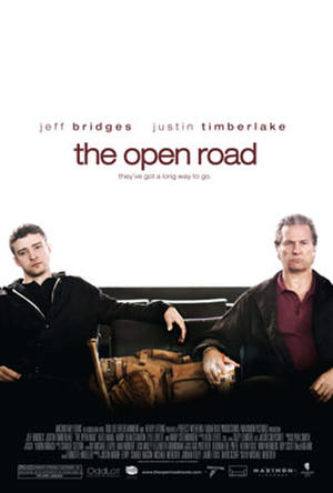 "Poster art for ""The Open Road."""