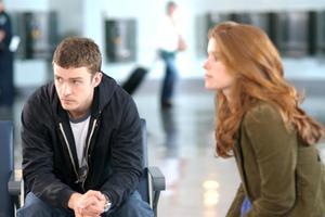 "Justin Timberlake as Carlton Garrett in ""The Open Road."""