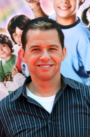 """Jon Cryer at the California premiere of """"Shorts."""""""