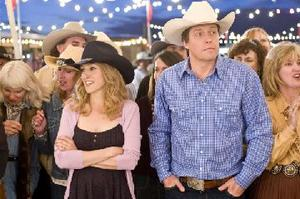 "Sarah Jessica Parker and Hugh Grant in ""Did You Hear About The Morgans?"""