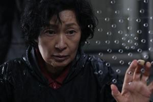 """Kim Hye-Ja in """"Mother."""""""