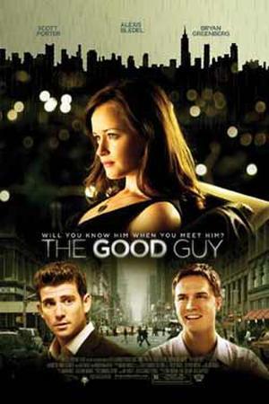 """Poster art for """"The Good Guy."""""""