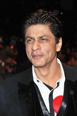 "Shah Rukh Khan at the Berlin premiere of ""My Name Is Khan."""
