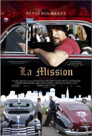 """Poster art for """"La Mission."""""""