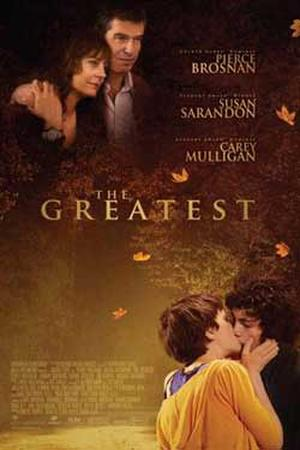 "Poster art for ""The Greatest."""