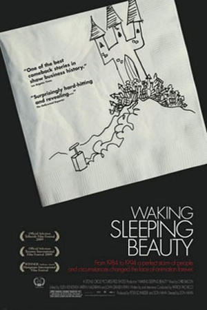 "Poster art for ""Waking Sleeping Beauty."""