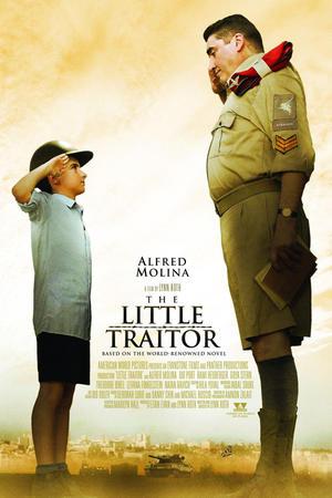 """Poster art for """"Little Traitor"""""""
